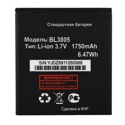 Аккумулятор для Fly IQ4404 Spark / BL3805