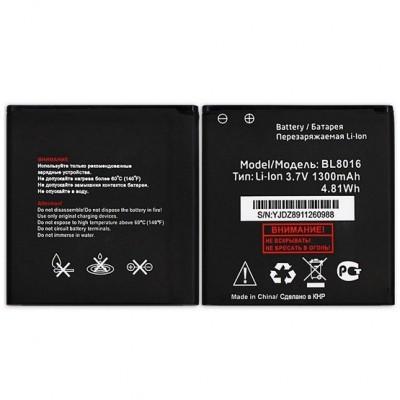 Аккумулятор для Fly FS408 / BL8016