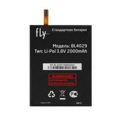 Аккумулятор для Fly IQ4412 Quad Coral / BL4029