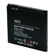 Аккумулятор для  HTC HD2 / BMH6214