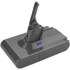 Аккумулятор для Dyson V8 / V8 Absolute / V8 Animal / V8 Animal Absolute / SV10 / SV10E (Li-ion 21.6V 2000 mAh)