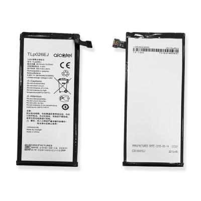Аккумулятор для Alcatel One Touch Idol 4 6055 / 6055K / 6055B / 6055H / 6055U / 6055Y / TLp026EJ