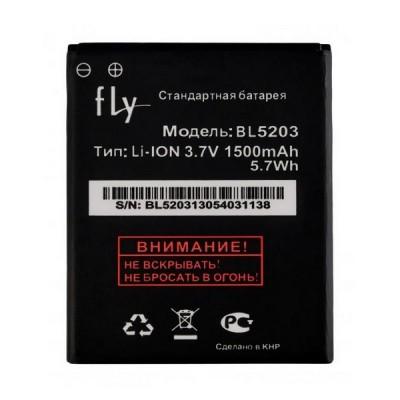 Аккумулятор для Fly IQ442 Quad Miracle 2 / BL5203