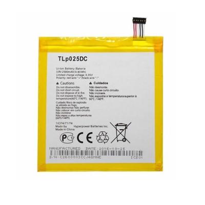 Аккумулятор для Alcatel One Touch 8050D Pixi 4 / TLp025DC