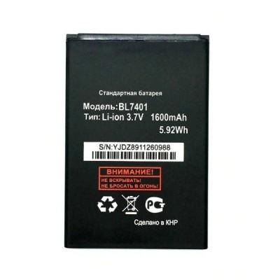 Аккумулятор для Fly IQ238 Jazz / BL7401