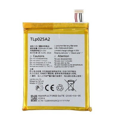 Аккумулятор для  Alcatel Scribe HD 8008D / TLp025A2
