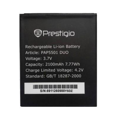 Аккумулятор для Prestigio MultiPhone PAP5501 DUO