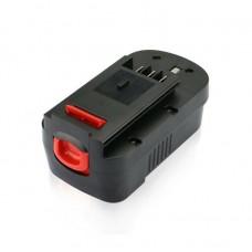 Аккумулятор для Black&Decker BDA1718 (Ni-Cd 18V 2000 mAh)