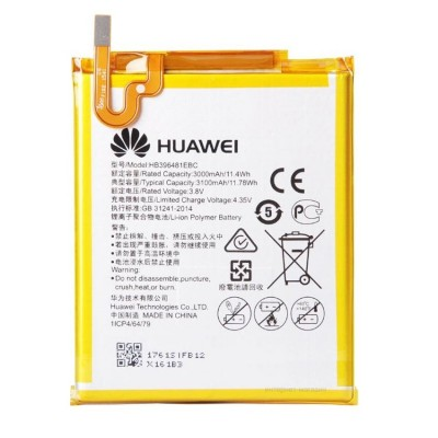 Аккумулятор для Huawei Ascend G7 Plus / HB396481EBC