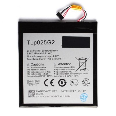 Аккумулятор для Alcatel One Touch Pixi 4 9003A / TLp025G2